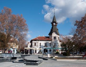 Sofia - Pazardzhik