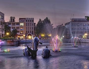 София - Търговище